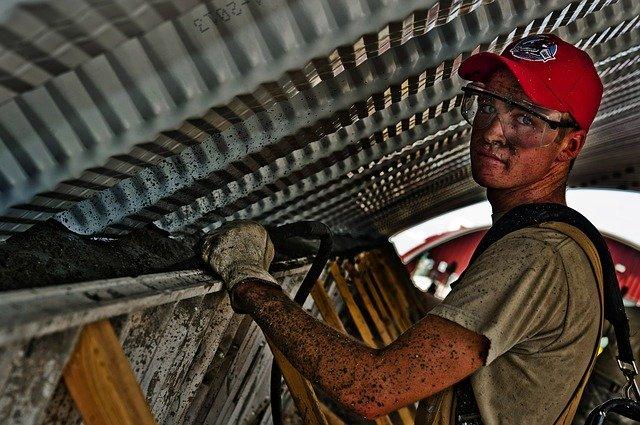 שיקום בטון לתחזוקת מבנים