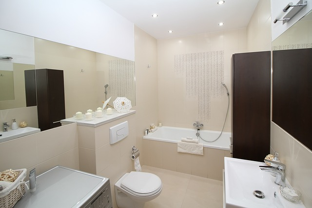 מה הופך חדר אמבטיה ליוקרתי?