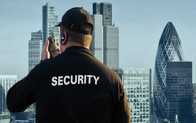 חברת אבטחה וביטחון