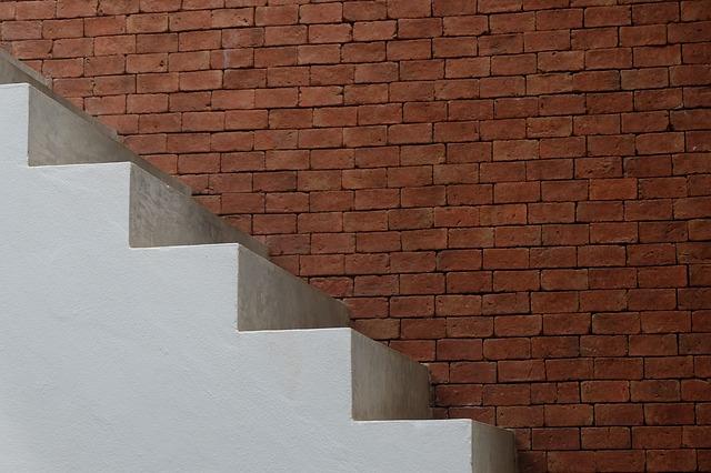 ריצוף מדרגות